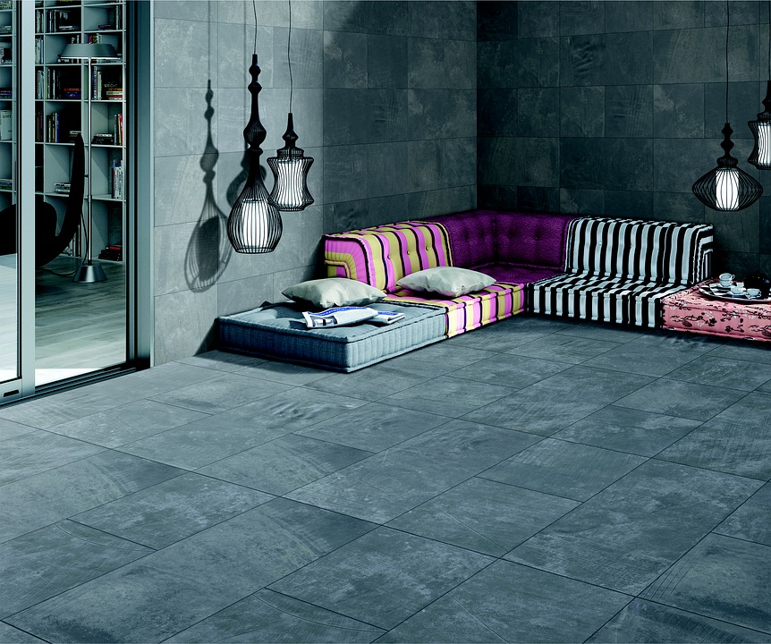 Slate Tiles_How to Choose Tiles for your Garden.