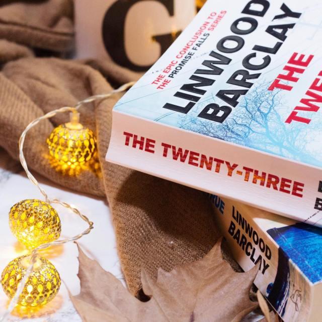 THE TWENTY-THREE by Linwood Barclay