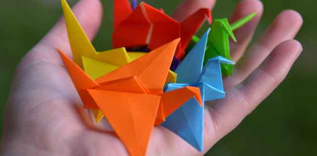 Power of Origami