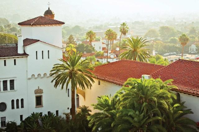 Santa Barbara Taking a road trip
