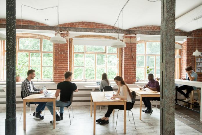 Shared Workspace vs Coworking Space What's the Difference