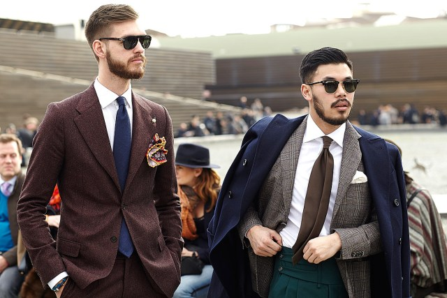 Tailored Suits Are a Must-Have