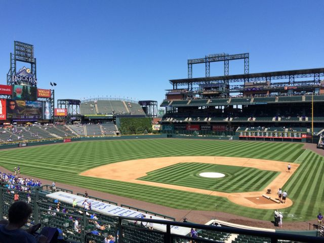 best attractions in Denver Coors Field