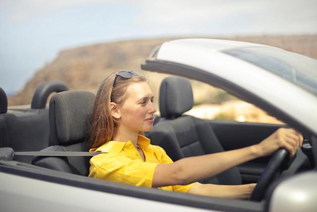 big driving distraction
