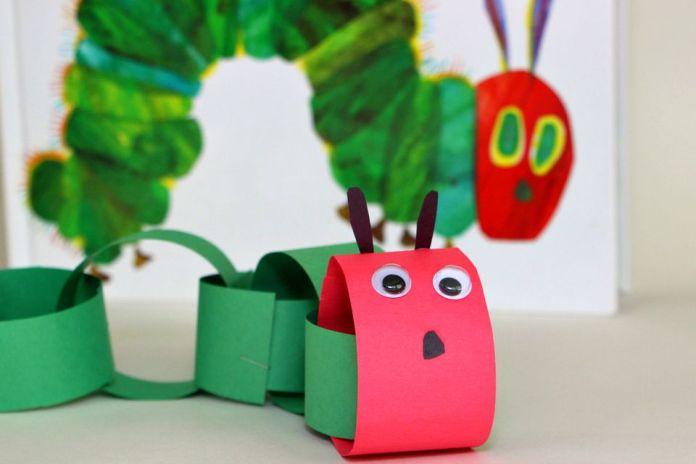 countdown caterpillar