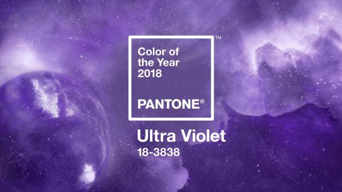 official color of the year 2018
