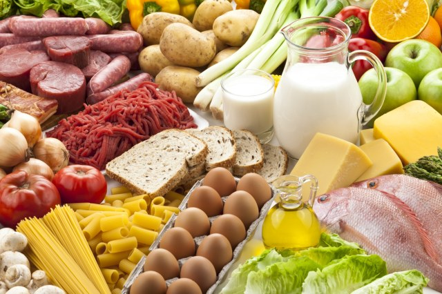 your body type and nutritional needs