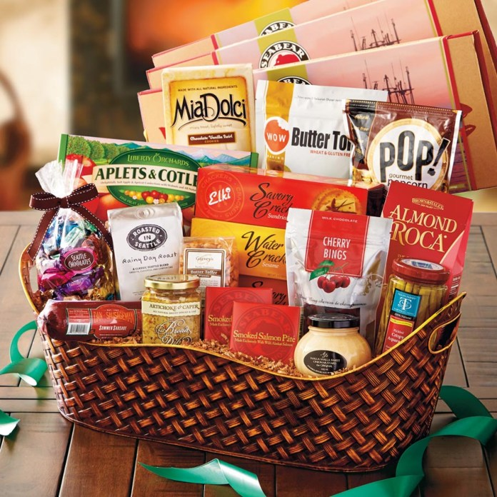 Gift Baskets - personalized Koozies