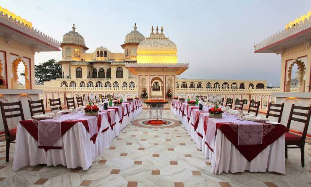 Shiv Niwas Palace.