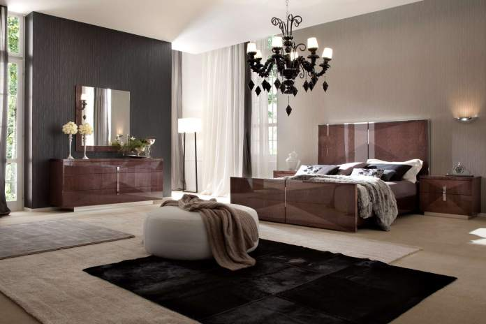 contemporary Italian bedroom furniture_2