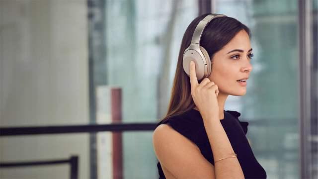 Sound-Isolating Headphones