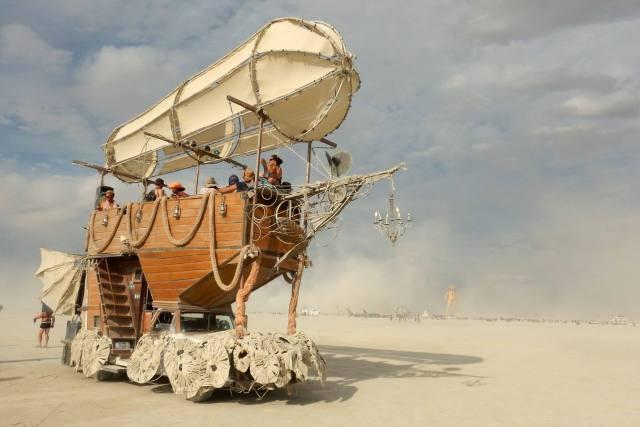 Burning Man Pictures