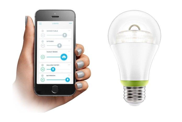 Smart light bulb