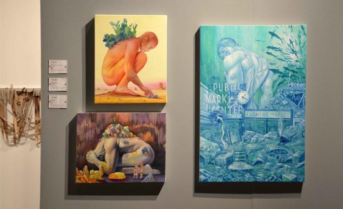 art eventsin Seattle