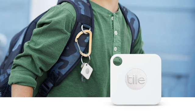 ile Bluetooth tracker system