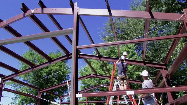 Build the DIY Carport