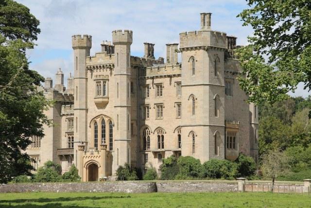 Studeley Castle