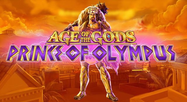 Age of the Gods by Playtech