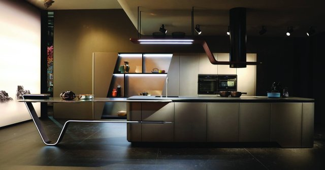 Pininfarina Design's Vision kitchen