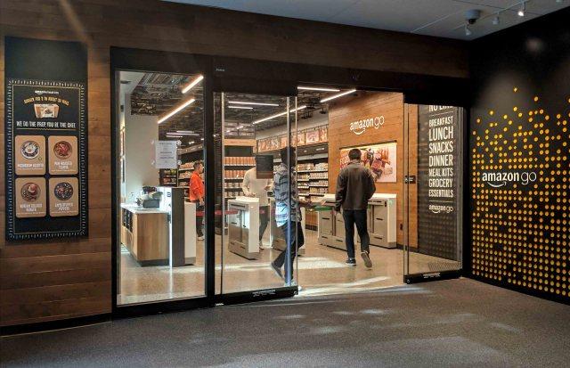 amazon retail store seattle