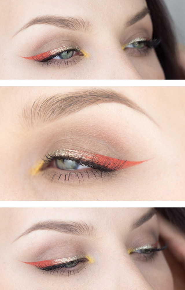 Fabulous Fall Makeup Looks by Sandra Holmbom