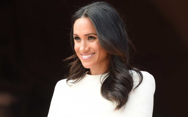 Meghan Markle tends The Duchess Of Sussex