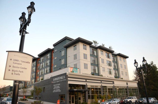 apartments for rent in Bothell The Merc