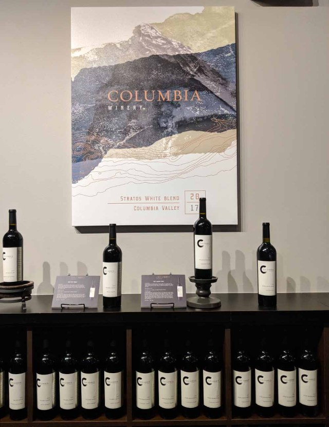 wine tasting experience in Washington State