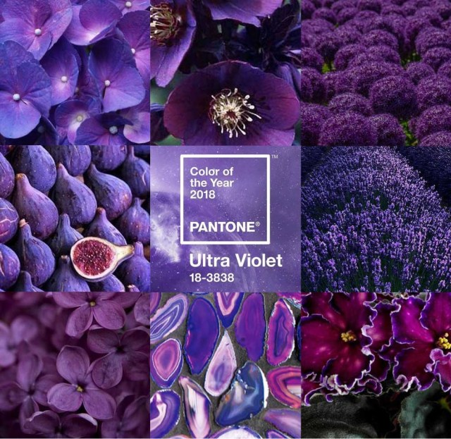 PANTONE 18-3838 / Ultra Violet (2018)