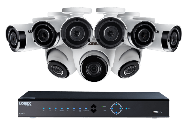 Lorex 4K Nocturnals Now Record in Revolutionary 30 Frames-per-second