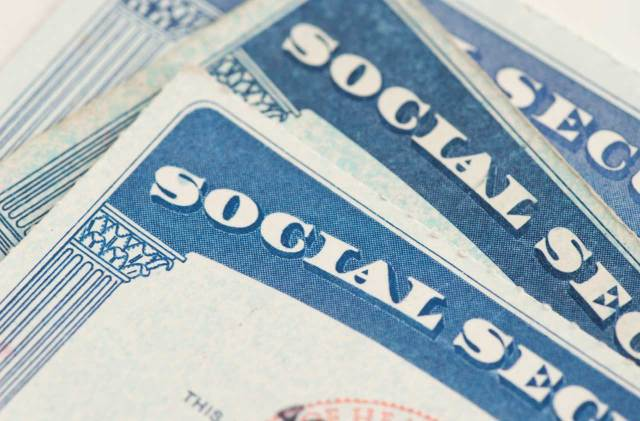 Replace Your Social Security Card