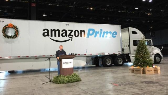 Self-Driving Car Amazon