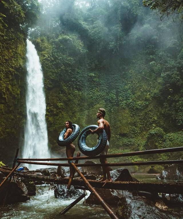 go for a weekend getaway