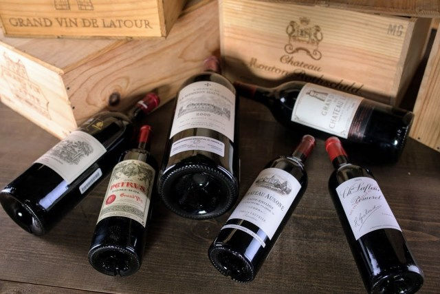 Château Margaux Was The Best Wine in Bordeaux in 2015