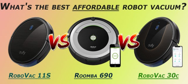 What is better Roomba or Eufy