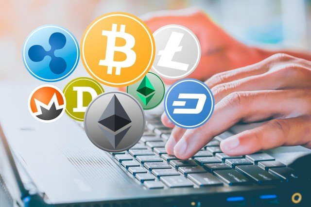 buy and sell a cryptocurrency