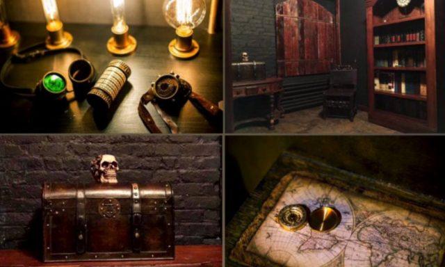 Best Escape Room Komnata (London)