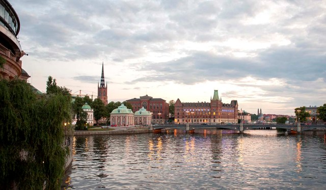 browse tours of Sweden