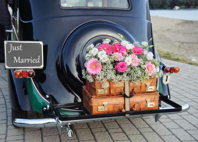 Unique Wedding -art deco