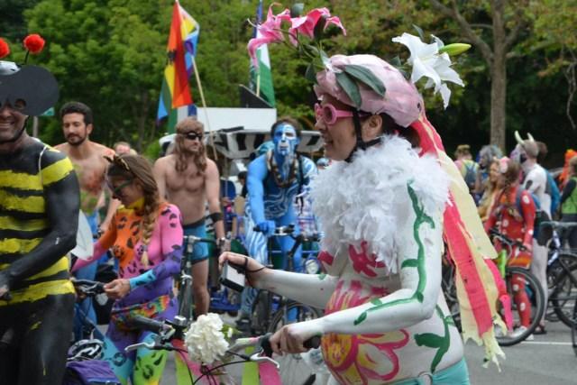 Fremont Solstice Parade 2019