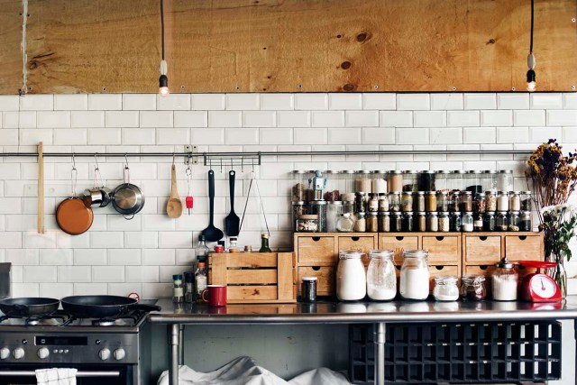 stock up with good-quality kitchenware