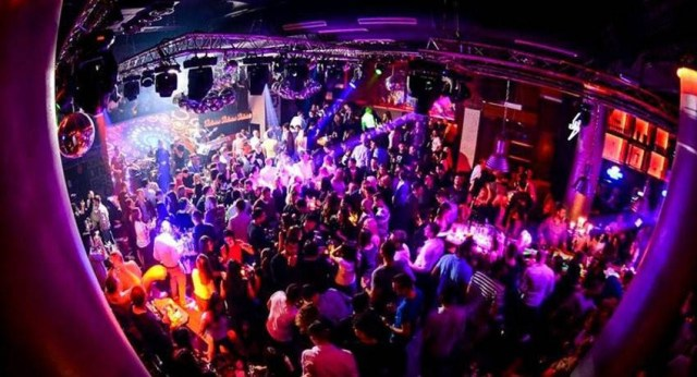 Bucharest is full of clubs
