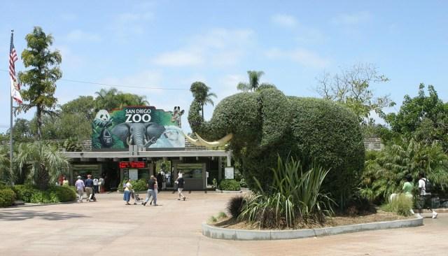 San Diego Zoo - The USA