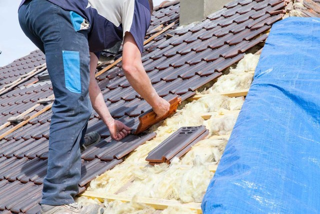 by searching roofing contractors near me
