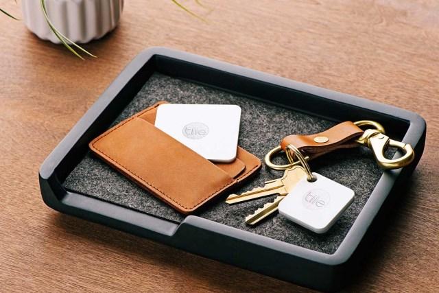 Daily Life Gadgets Tile Slim wallet finder