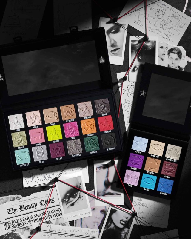 Can Shane Dawson fans preorder the 'Shane x Jeffree' Conspiracy Palette?