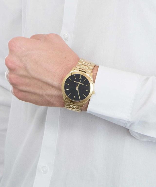 Michael Kors Slim Runway Watch