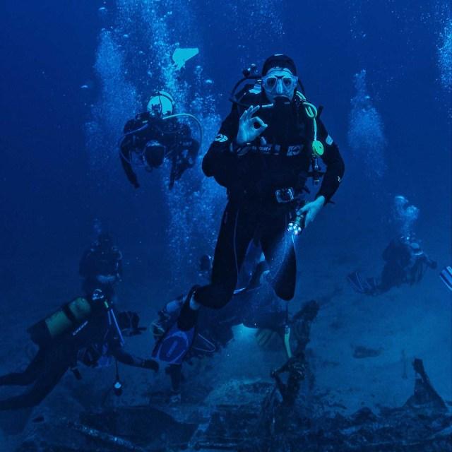 Diving Koh Phi Phi