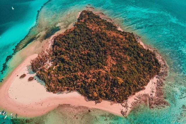 Mosquito Island and Bamboo Island