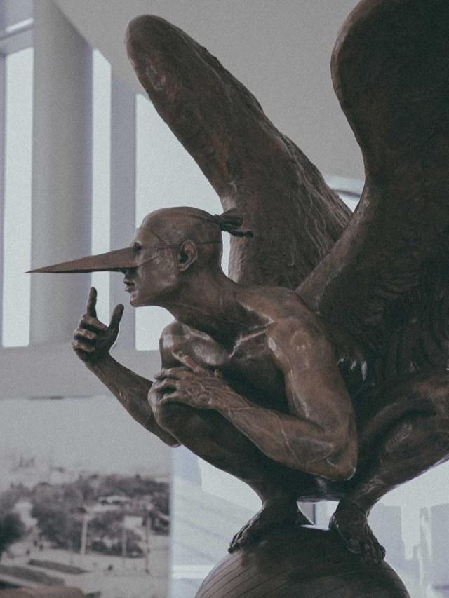 contemporary and classical art, Saint Tropez